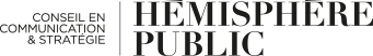 Hémisphère Public | Conseil en communication & stratégie